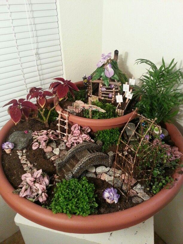 Diy Creer Son Mini Jardin Entre Zen Et Deco