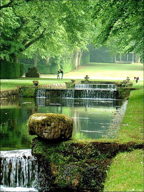 Jardins de Courances