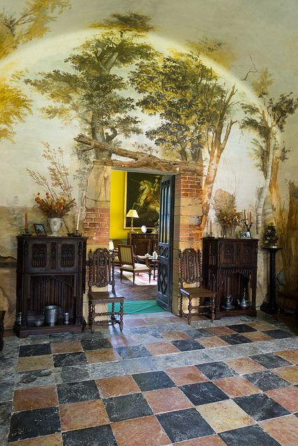 chateau de vallin  stvictor de cessieu isère