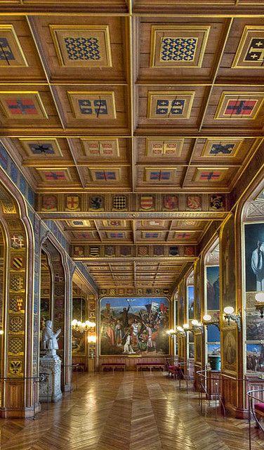 salle des croisades Versailles
