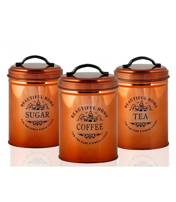 set-de-3-boites-de-conservation-en-metal-the-cafe-et-sucre-cuivre