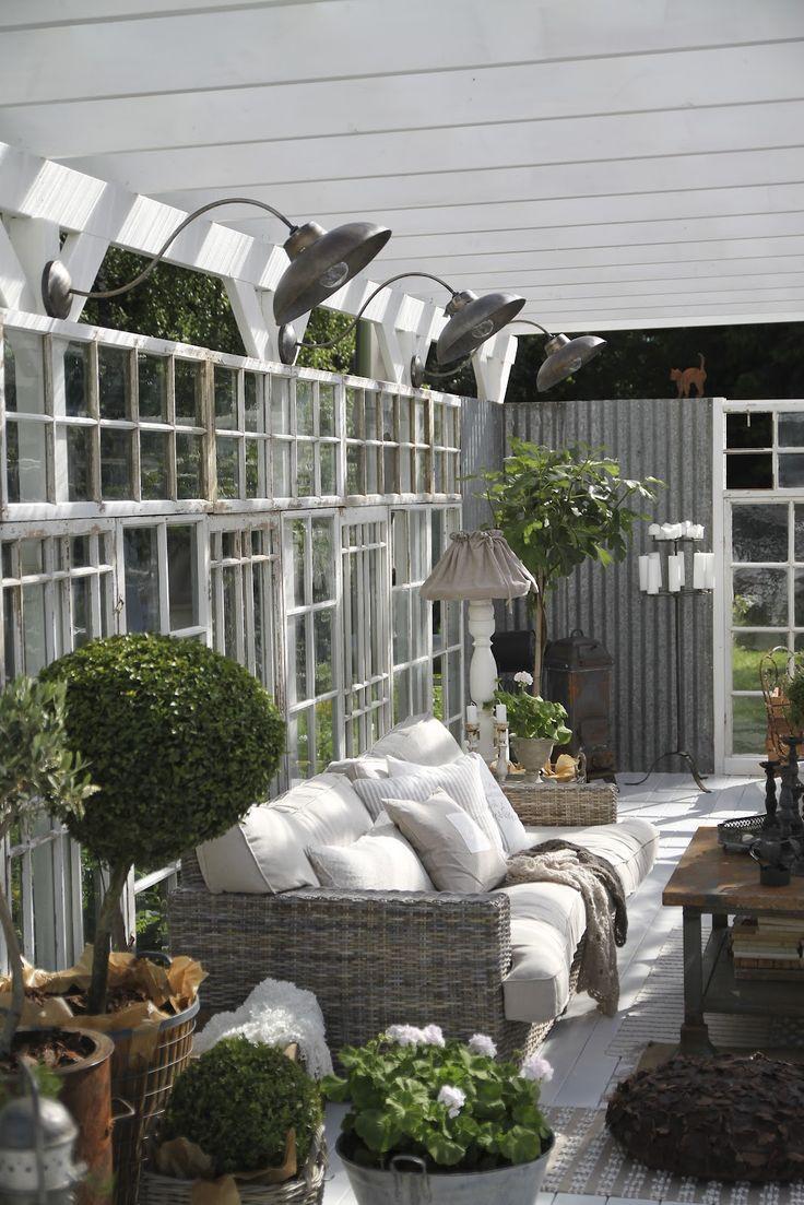 Deco Veranda Interieur dossier spécial : construire et aménager sa véranda. - entre
